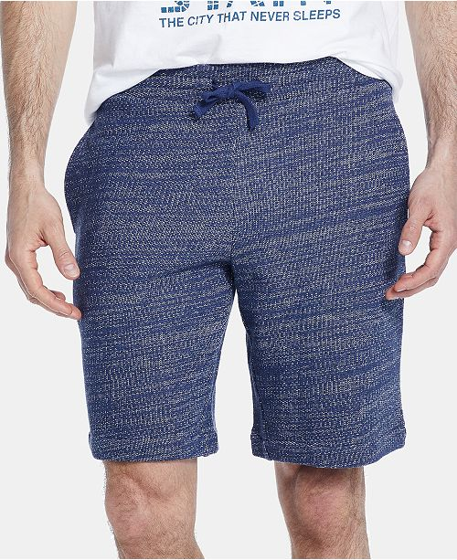 Weatherproof Vintage Men's Knit Drawstring Shorts