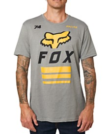 Fox Men's Pinned Head Graphic T-Shirt