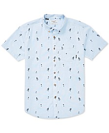 Men's Sundays Graphic Shirt