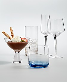 Hotel Collection Contemporary Glassware, Created for Macy's