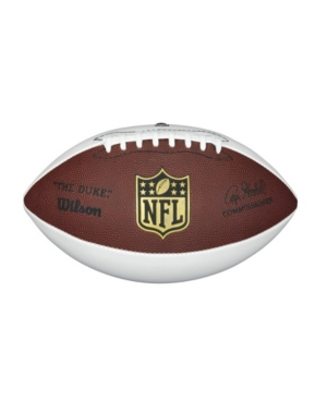 Image of Wilson Nfl Official Autograph Football