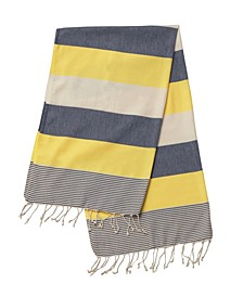 Flora Pestemal Fouta Turkish Cotton Beach Towel
