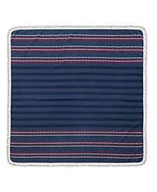 Harlow Turkish Cotton Square Beach Towel