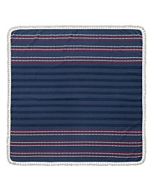 Enchante Home Harlow Turkish Cotton Square Beach Towel