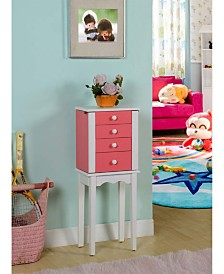 Nathan Direct Promo Collection 3-Drawer Jewelry Armoire
