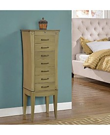 Nathan Direct 7 Drawer Jewelry Armoire