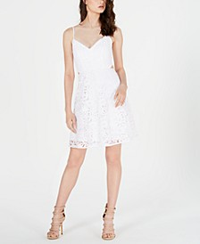 Juniors' Leora Lace Dress