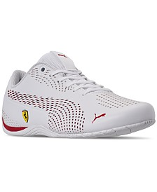 Puma Men's Scuderia Ferrari Drift Cat 5 Ultra II Casual Sneakers from Finish Line
