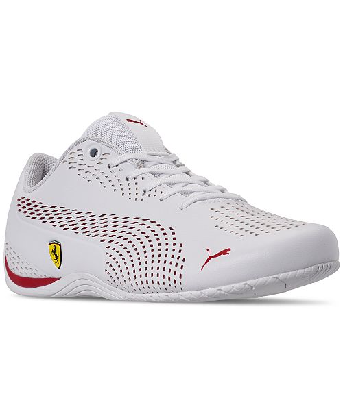 9c71a5a2 Men's Scuderia Ferrari Drift Cat 5 Ultra II Casual Sneakers from Finish Line