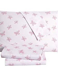Flutter 3PC Twin Sheet Set