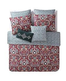 Janine 7-Pc. King Comforter Set