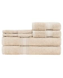Caro Home Airplush 6-Pc. Towel Set
