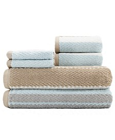 Addison 6-Pc. Towel Set