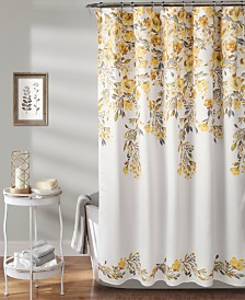 "Tanisha 72"" x 72"" Shower Curtain"