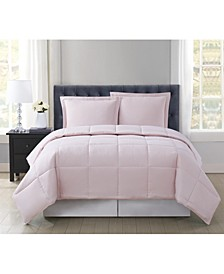 Everyday Solid Twin XL 2-Pc. Comforter Set
