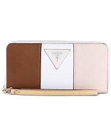 GUESS Kamryn Large Zip-Around Wallet