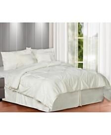 Pintuck Plush 6-PC Complete Comforter Set