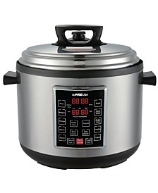 Gowise USA 12-Qt 10-in-1 Electric Pressure Cooker