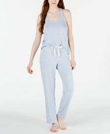 Alfani Tank and Pants Super Soft Pajama Separates, Created for Macy's