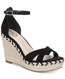 Renee Wedge Sandals