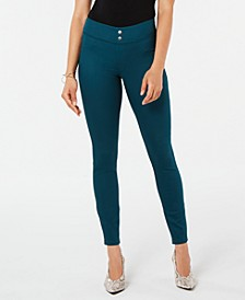 Women's Original Smoothing Denim Leggings, Created for Macy's