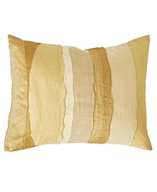 "Home Gilded 16""x20"" Decorative Pillow"
