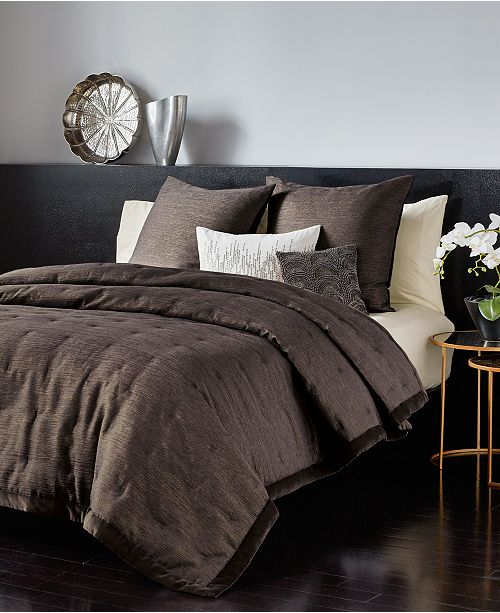 Donna Karan Home Radiance King Quilt Set