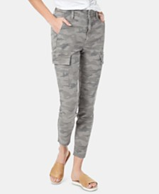 Joe's Jeans Camouflage Cargo Jeans