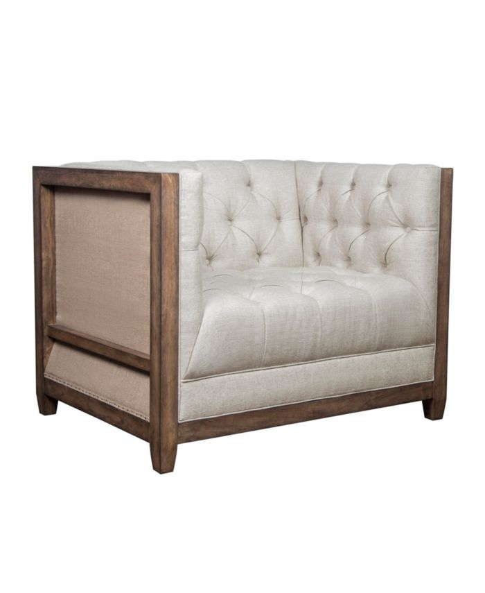 Samuel Lawrence Hampton Club Chair & Reviews - Chairs - Furniture - Macy's