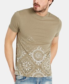 Buffalo David Bitton Men's Tasley Bohemian T-Shirt