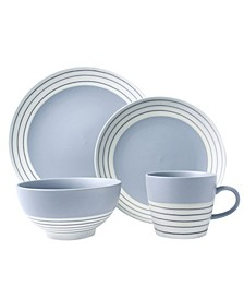 Clef 16-PC Dinnerware Set, Service for 4