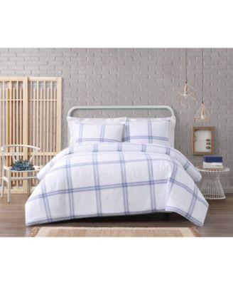 Modern Charm Cotton 2 Piece Twin XL Comforter Set