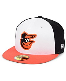 Baltimore Orioles Opening Day 59FIFTY-FITTED-FITTED Cap