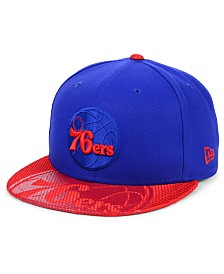 New Era Philadelphia 76ers Pop Viz 9FIFTY Snapback Cap