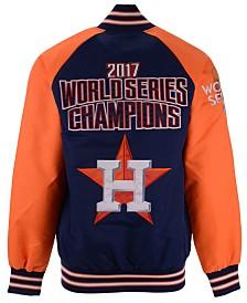 G-III Sports Men's Houston Astros Game Ball Commemorative Jacket