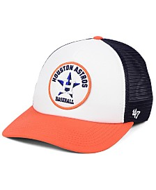'47 Brand Houston Astros Swell Trucker MVP Cap