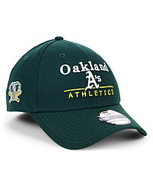 New Era Oakland Athletics Cooperstown Collection 39THIRTY Cap