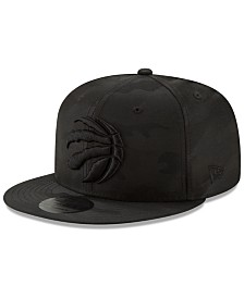 New Era Toronto Raptors Blackout Camo 9FIFTY Cap
