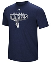 2910328da Under Armour Men's New York Yankees Coop Breakout T-Shirt