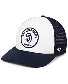 '47 Brand San Diego Padres Swell Trucker MVP Cap