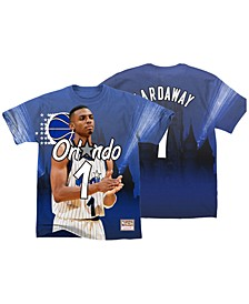 Men's Penny Hardaway Orlando Magic City Pride Name And Number T-Shirt