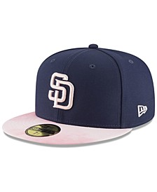 San Diego Padres Mothers Day 59FIFTY Fitted Cap