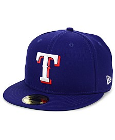 New Era Texas Rangers Opening Day 59FIFTY-FITTED-FITTED Cap