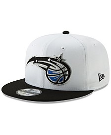 New Era Orlando Magic White XLT 9FIFTY Cap