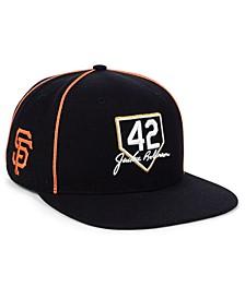 San Francisco Giants Jackie Robinson 42 Team Snapback Cap