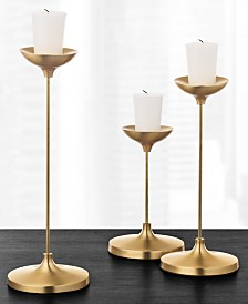 Hotel Collection Candle Holders, Set of 3, Created for Macy's
