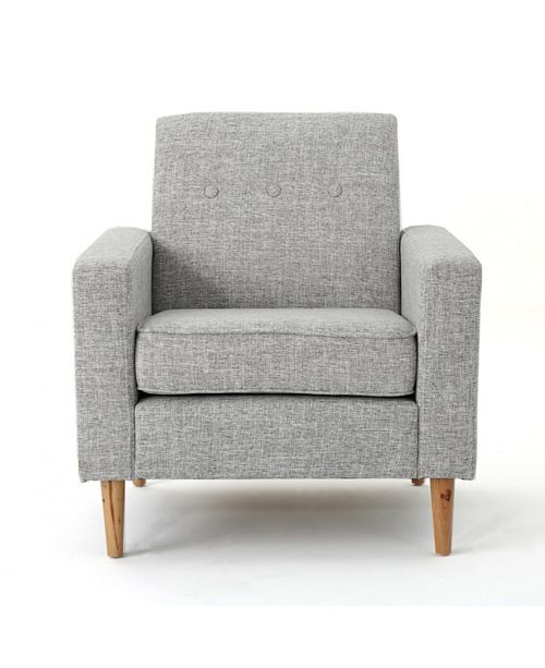 Noble House Sawyer Club Chair, Quick Ship
