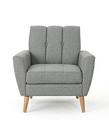 Treston Club Chair, Quick Ship