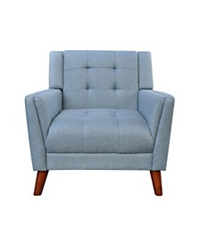 Candace Arm Chair, Quick Ship