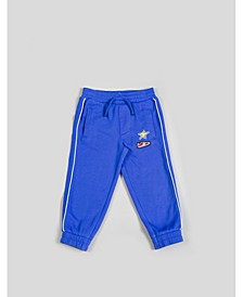 Big and Toddler Boy's Tracksuit Pant